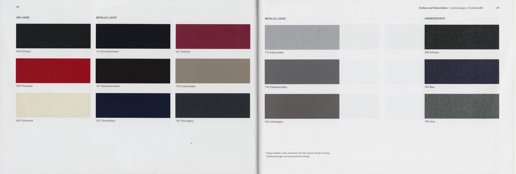 (A209): Catálogo 2008 - alemão 026