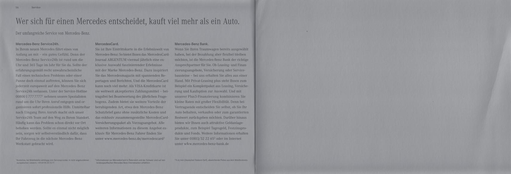 (A209): Catálogo 2008 - alemão 030