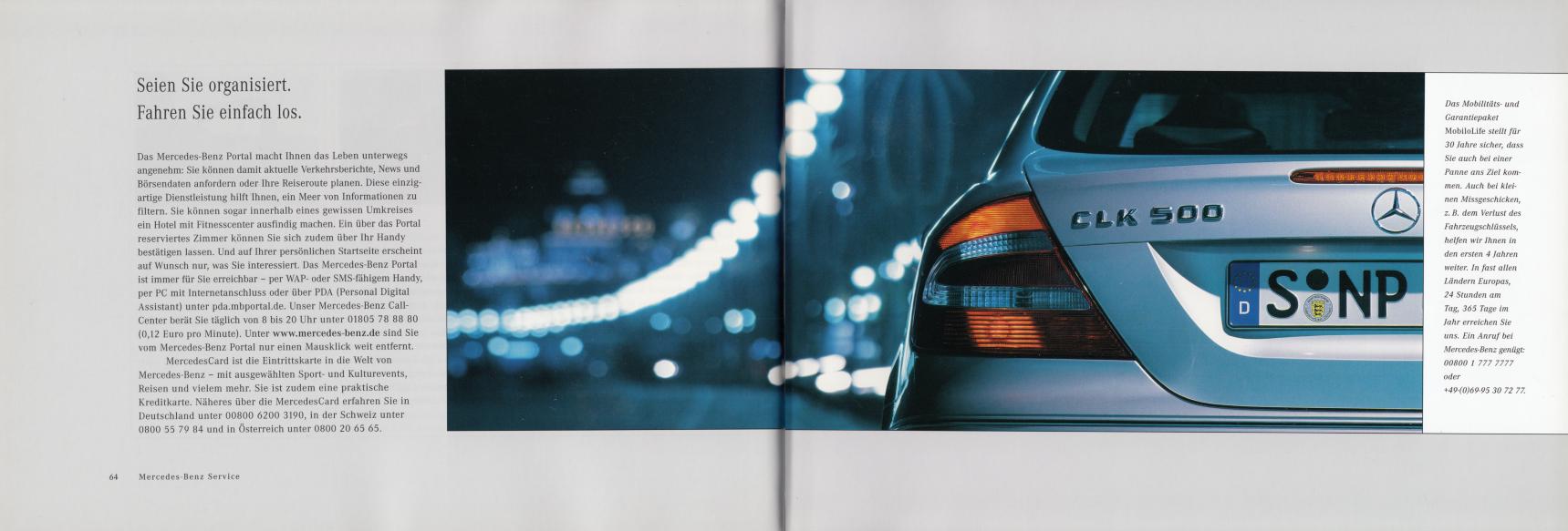 (C209): Catálogo 2002 - alemão 033