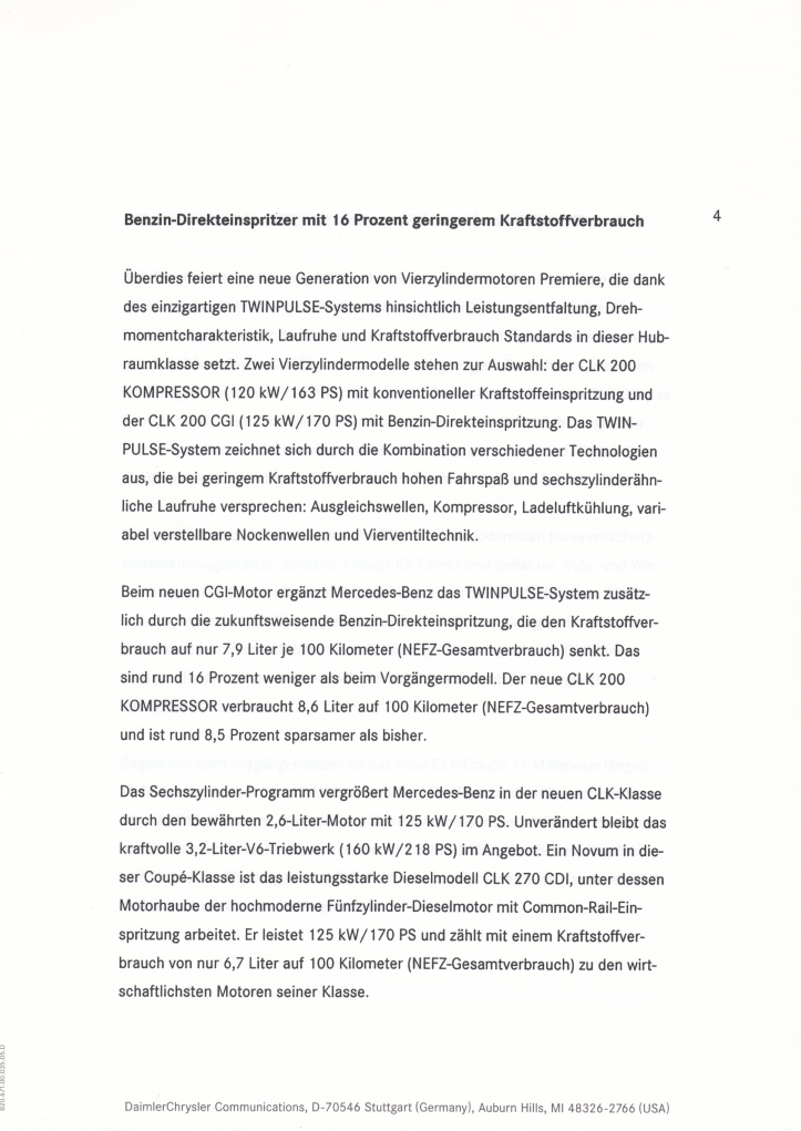 (C209): Press Release 2002 - alemão 007