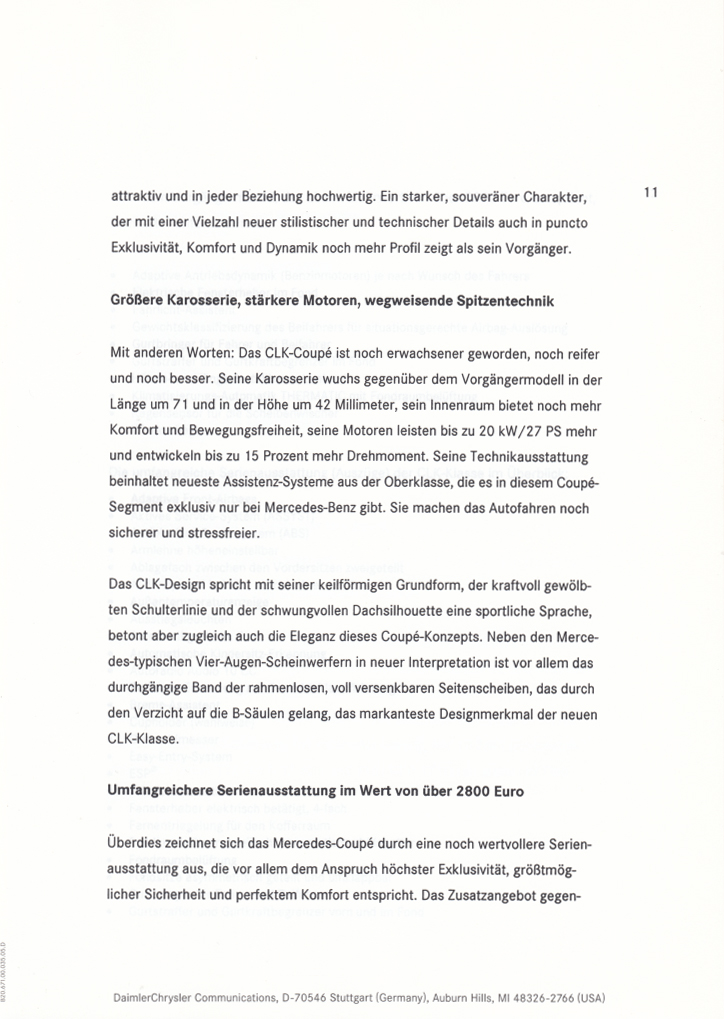 (C209): Press Release 2002 - alemão 014
