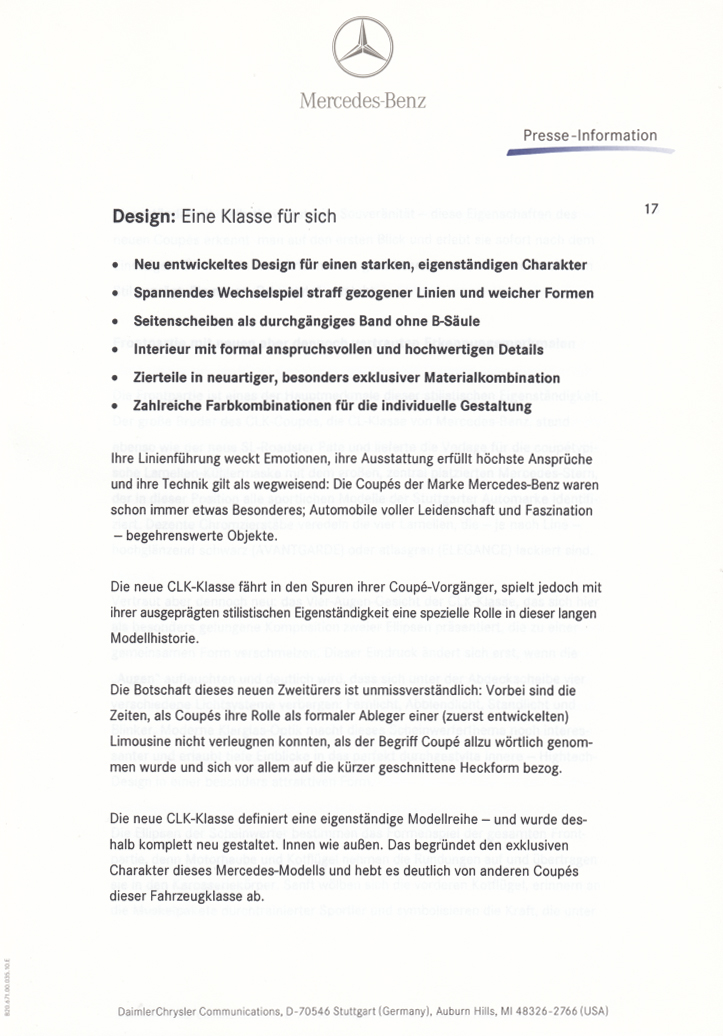 (C209): Press Release 2002 - alemão 020