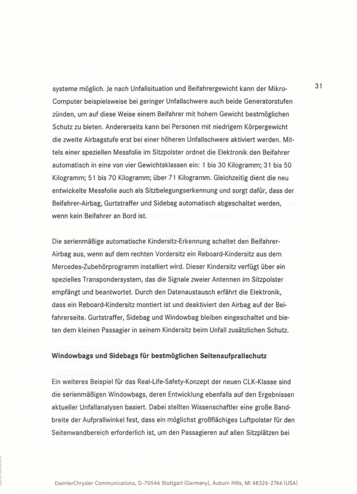 (C209): Press Release 2002 - alemão 035