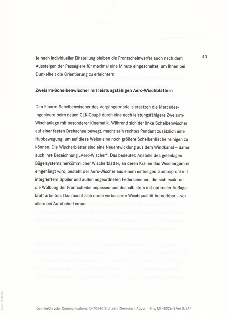 (C209): Press Release 2002 - alemão 044