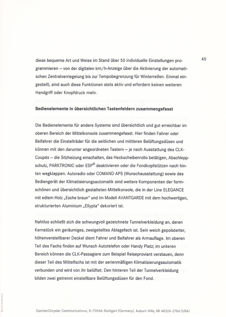 (C209): Press Release 2002 - alemão 051