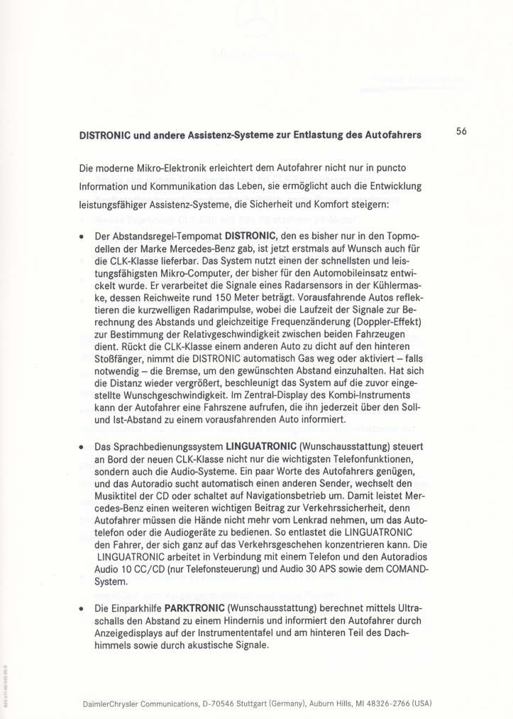 (C209): Press Release 2002 - alemão 063
