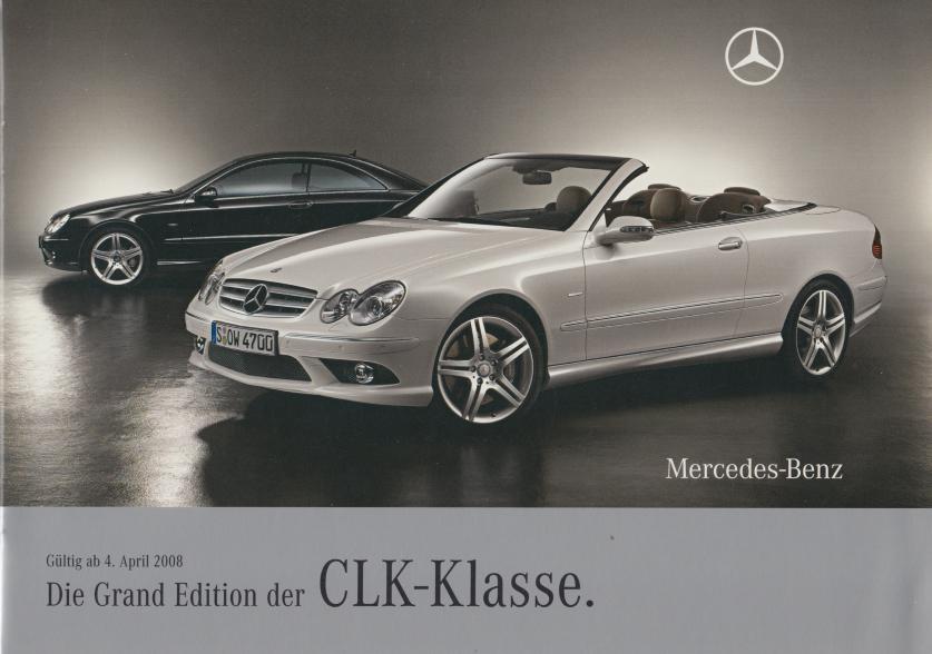 (A/C209): Catálogo 2008 - Grand Edition - alemão 001