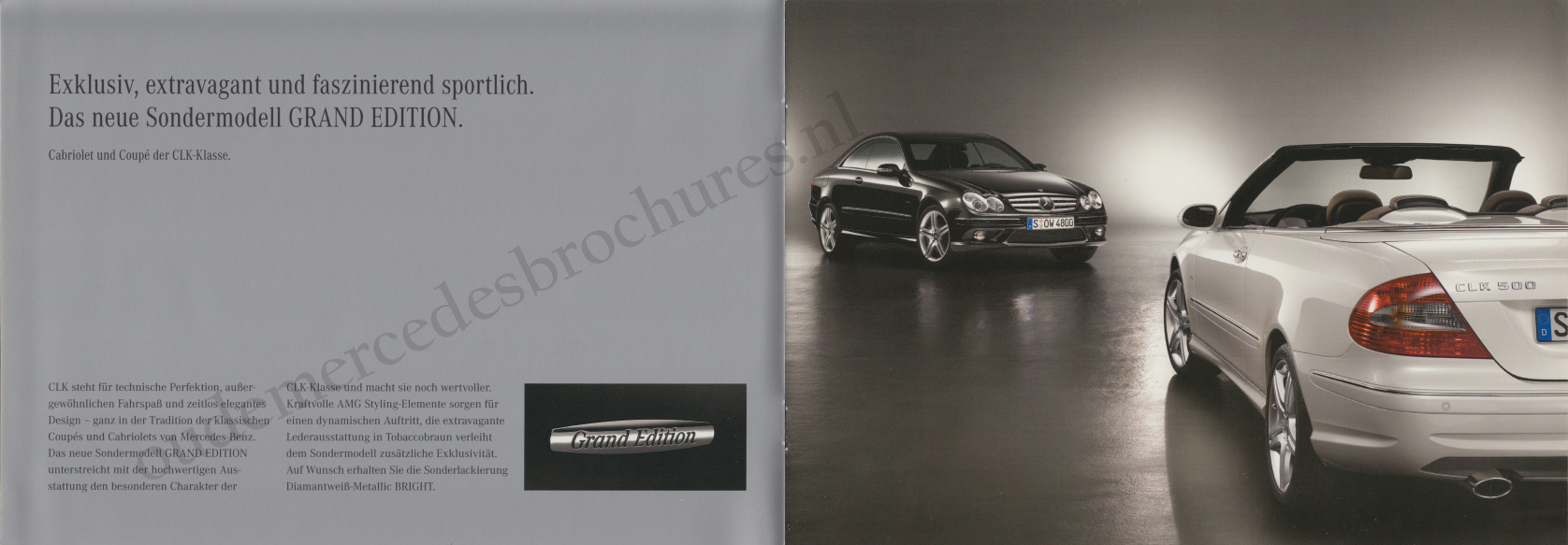 (A/C209): Catálogo 2008 - Grand Edition - alemão 003