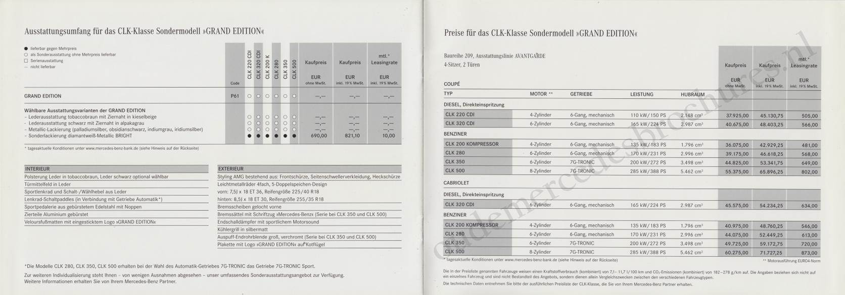 (A/C209): Catálogo 2008 - Grand Edition - alemão 008