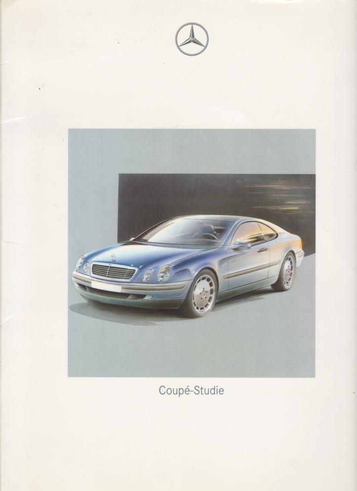 (C208): Brochura - estudos do conceito 1993 - alemão 001