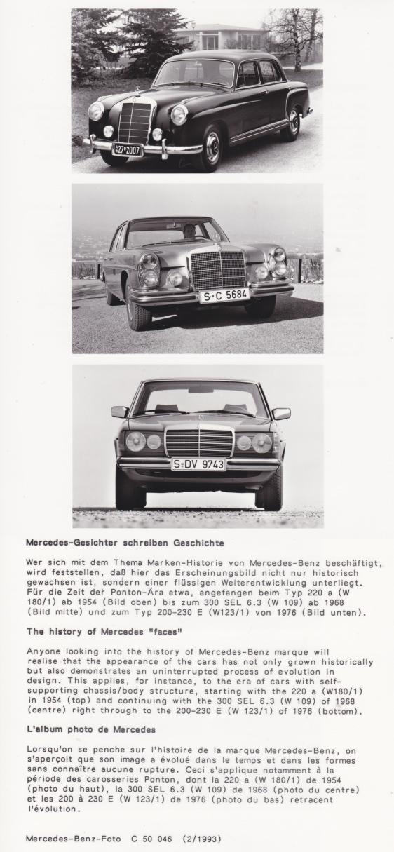 (C208): Brochura - estudos do conceito 1993 - alemão 018