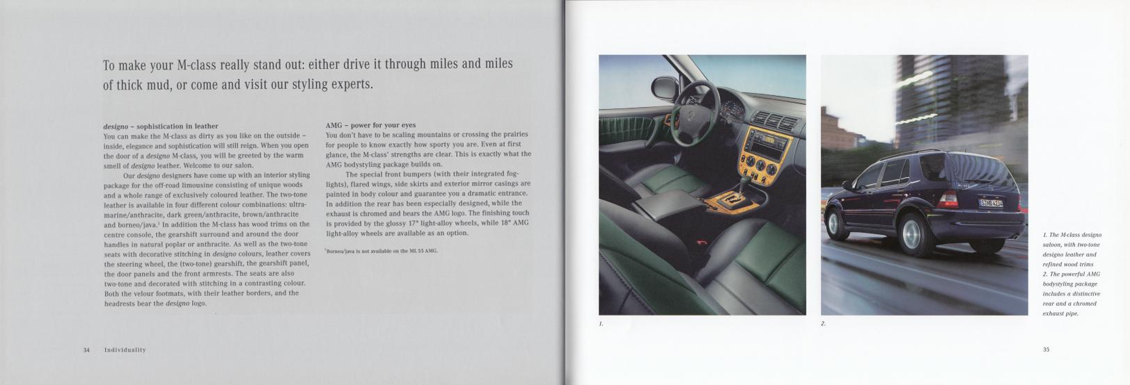 (W163): Catálogo 2001 (1) - inglês 019