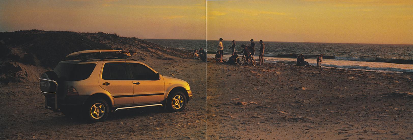 (W163): Catálogo 2000 - alemão 007