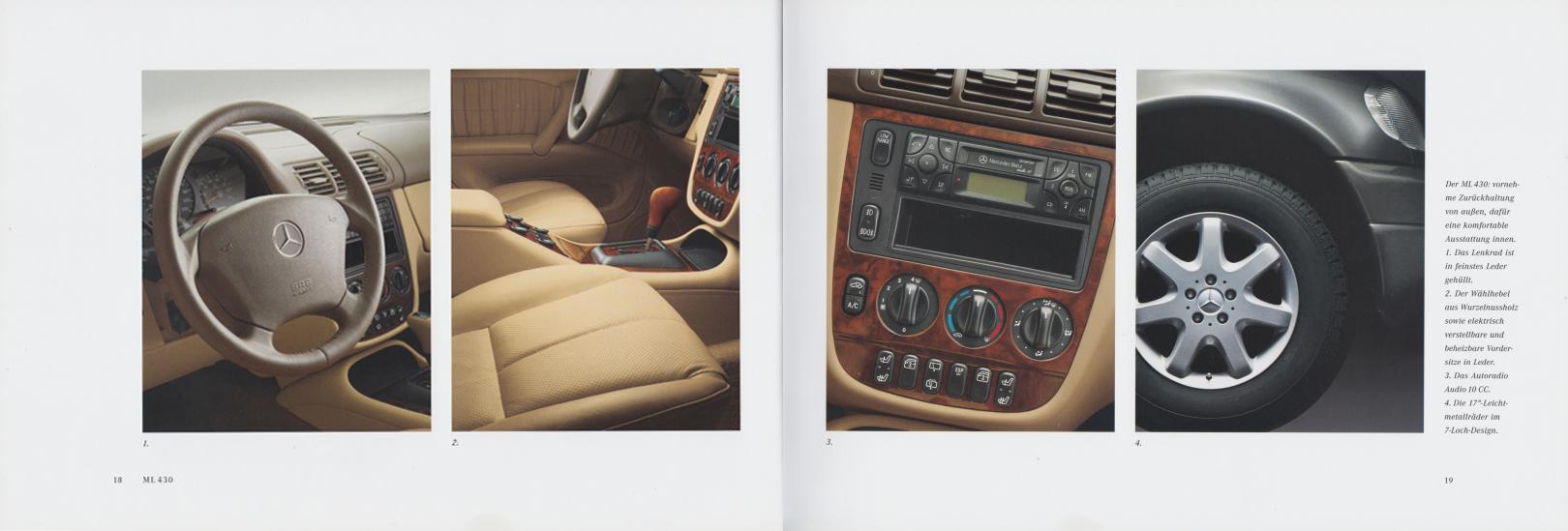 (W163): Catálogo 2000 - alemão 011