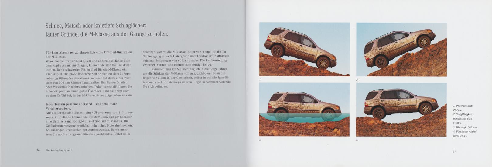 (W163): Catálogo 2000 - alemão 015
