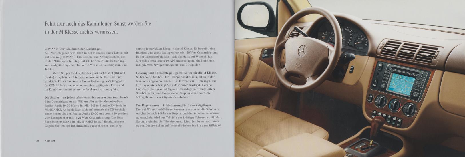 (W163): Catálogo 2000 - alemão 017