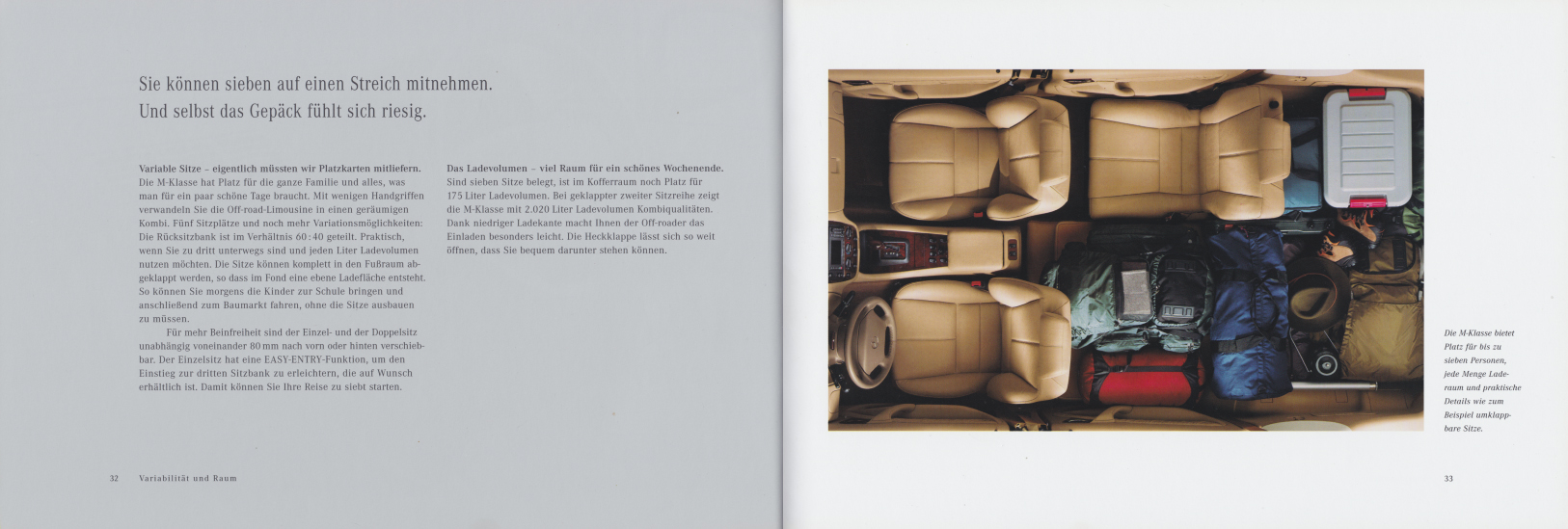 (W163): Catálogo 2000 - alemão 018