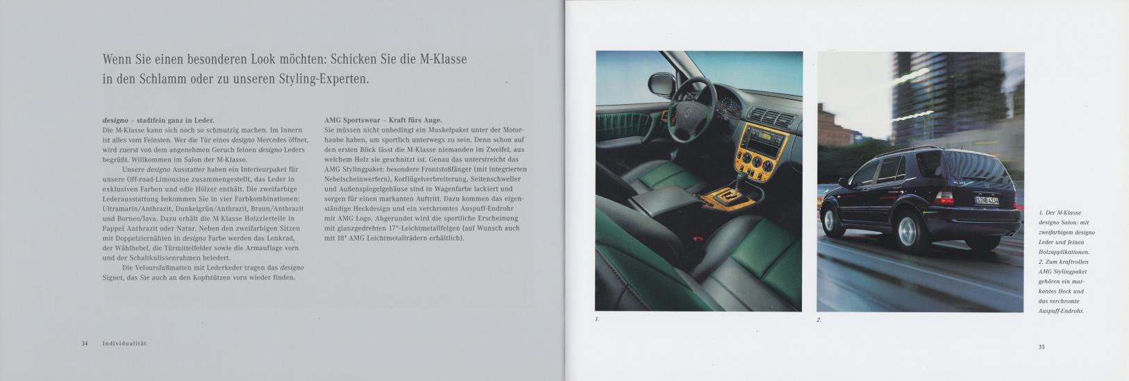 (W163): Catálogo 2000 - alemão 019