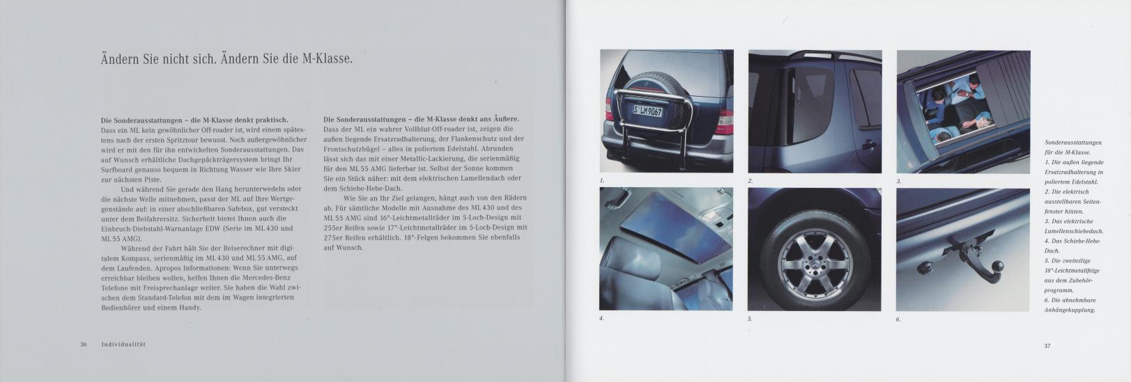 (W163): Catálogo 2000 - alemão 020