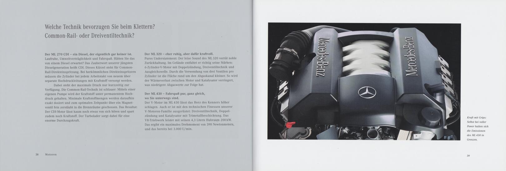 (W163): Catálogo 2000 - alemão 021