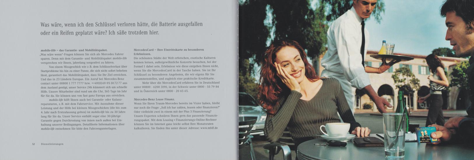 (W163): Catálogo 2000 - alemão 028