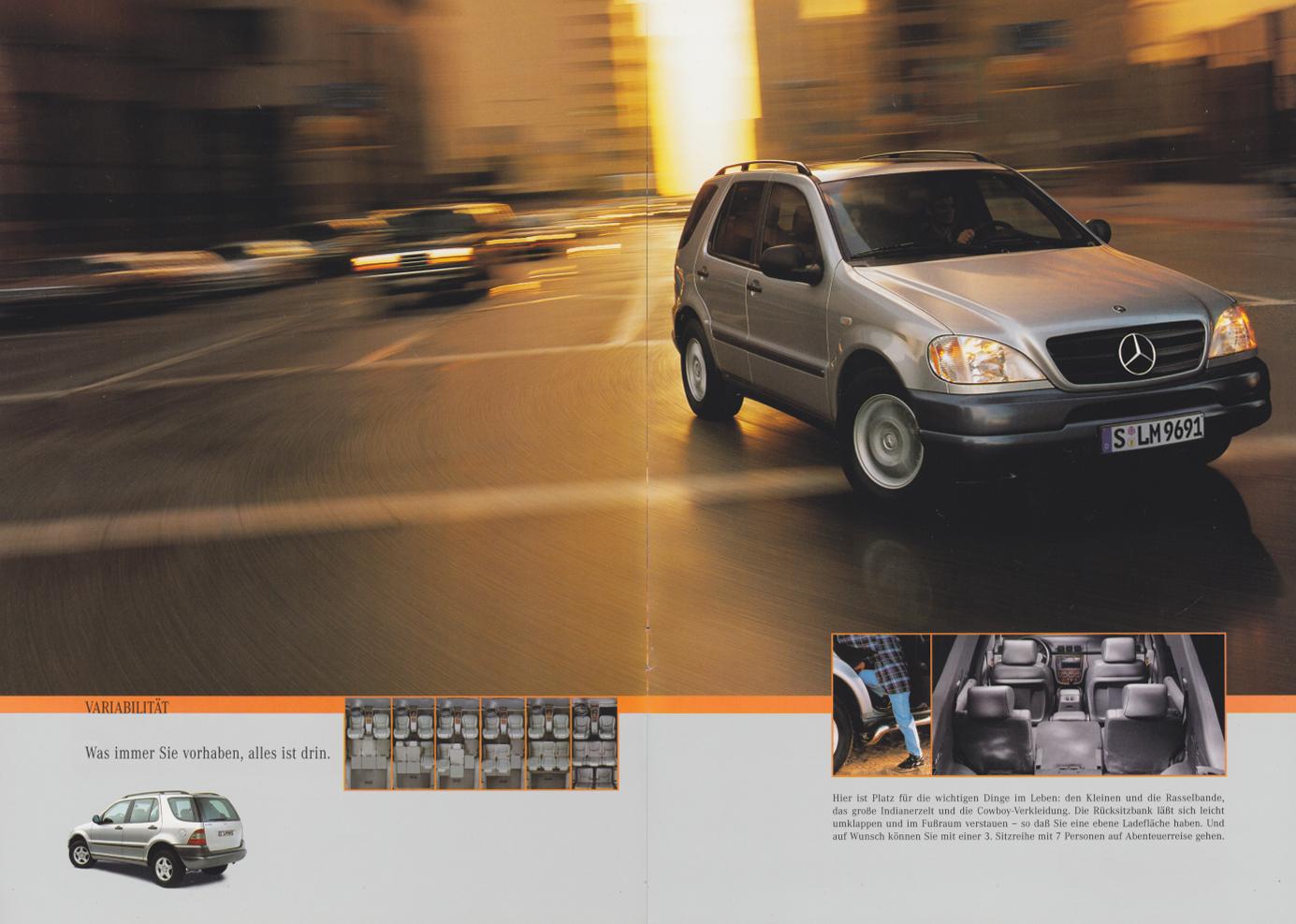 (W163): Catálogo 1997 - alemão  004