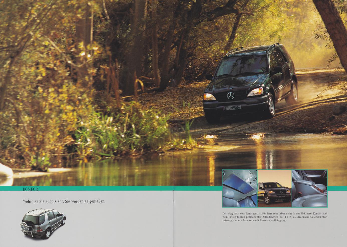 (W163): Catálogo 1997 - alemão  011