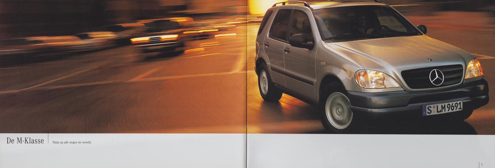 (W163): Catálogo 2001 - acessórios - neerlandês 002