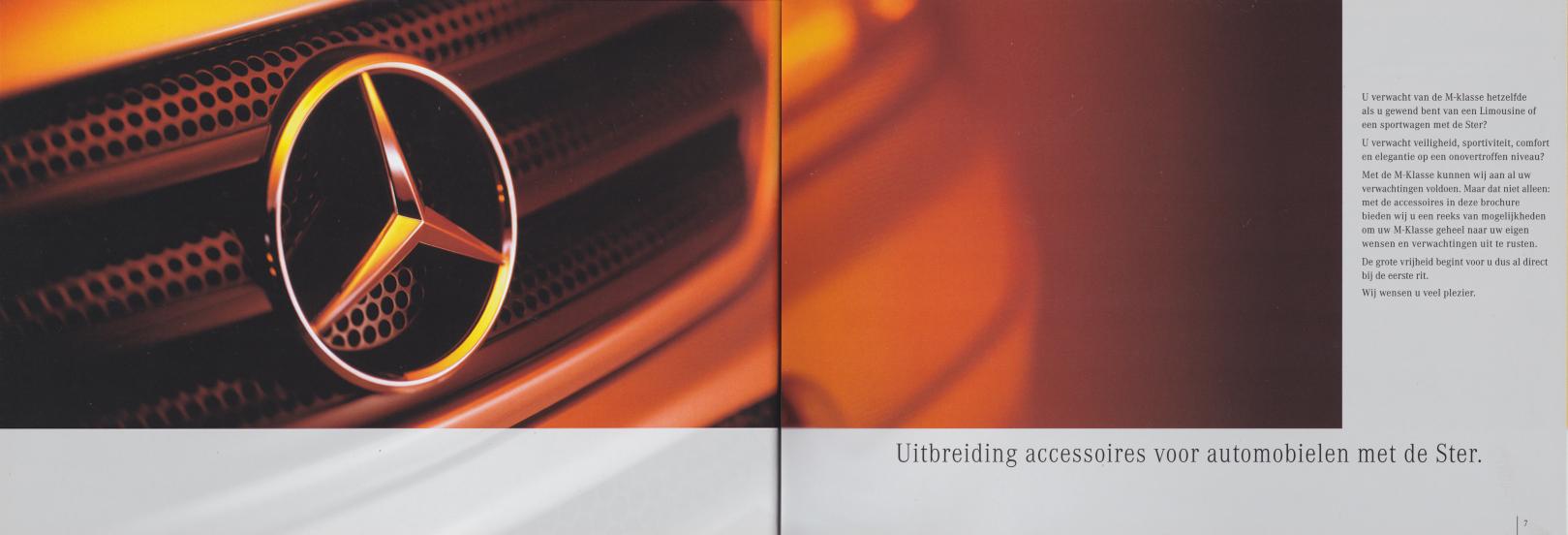 (W163): Catálogo 2001 - acessórios - neerlandês 004