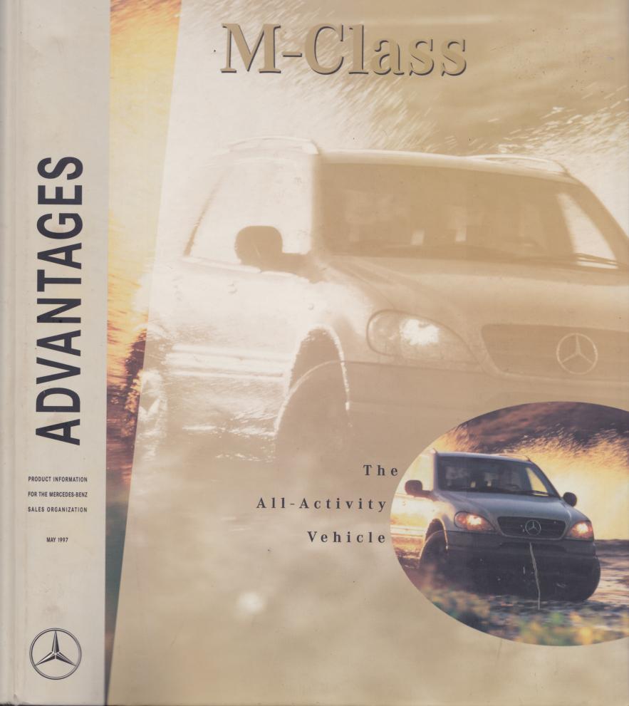 """(W163): Publicação oficial """"Advantages"""" 1997 001"""