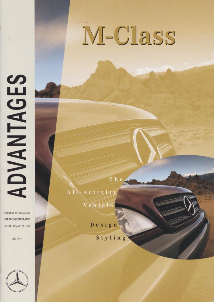 """(W163): Publicação oficial """"Advantages"""" 1997 002"""
