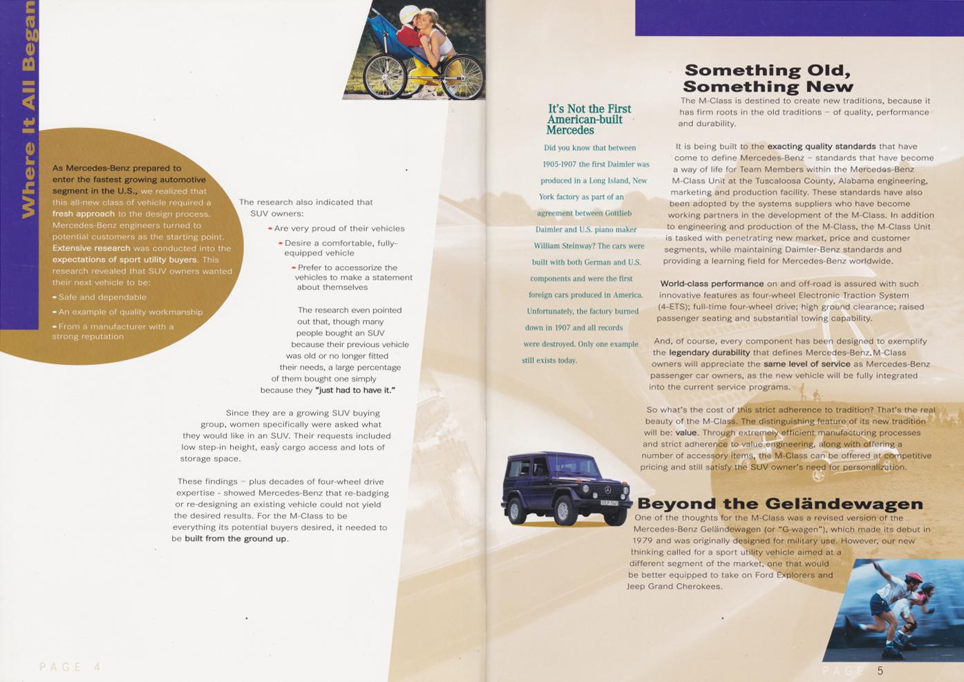 """(W163): Publicação oficial """"Advantages"""" 1997 004"""