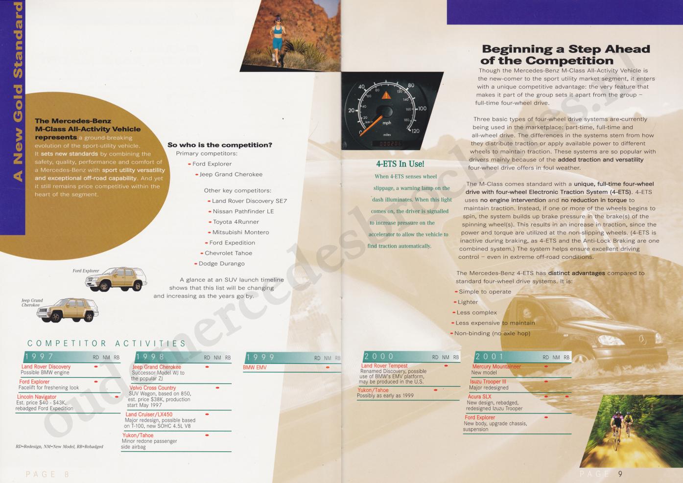 """(W163): Publicação oficial """"Advantages"""" 1997 006"""