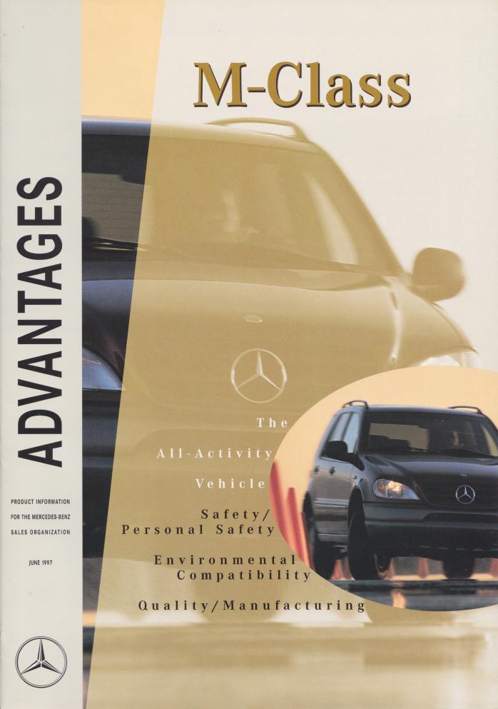 """(W163): Publicação oficial """"Advantages"""" 1997 014"""