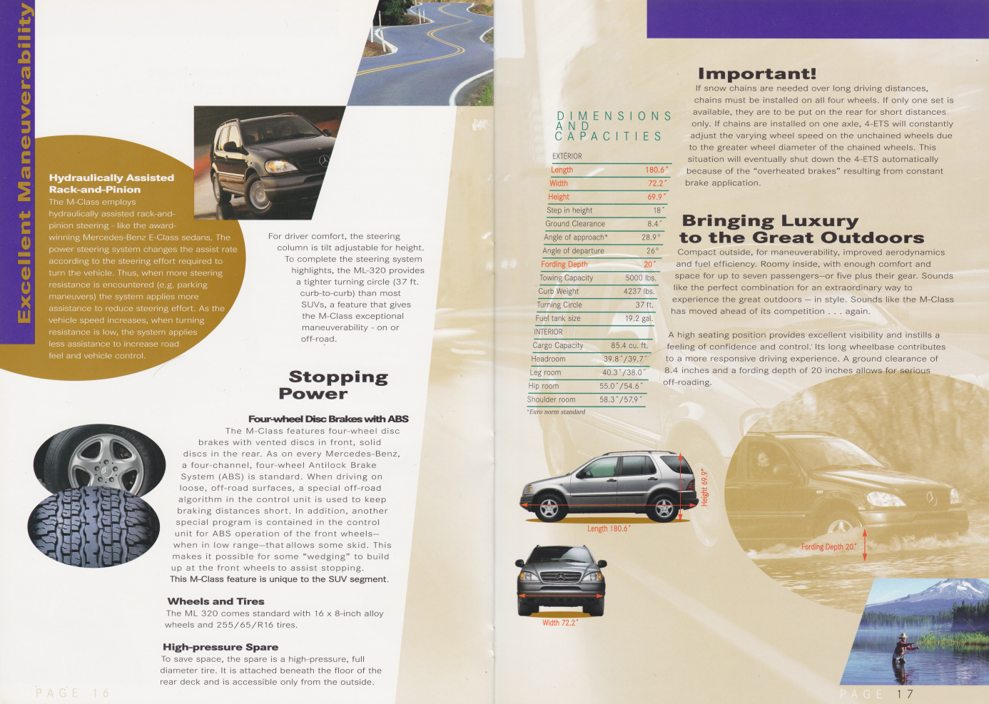 """(W163): Publicação oficial """"Advantages"""" 1997 035"""