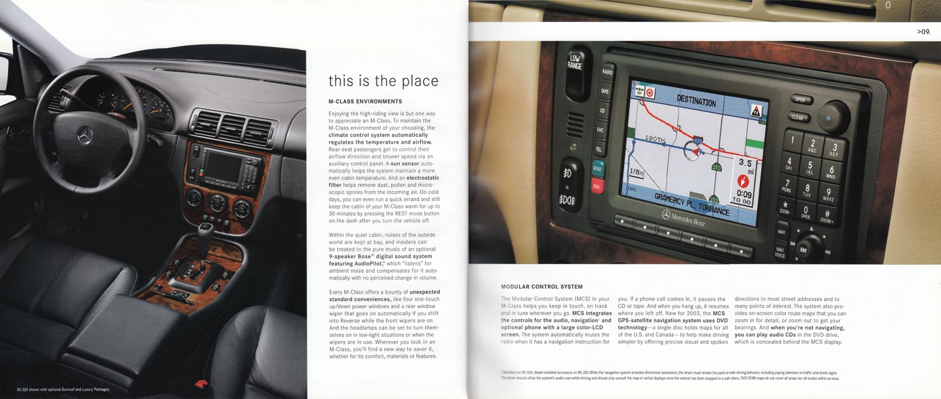 (W163): Catálogo USA 2003 - inglês 006