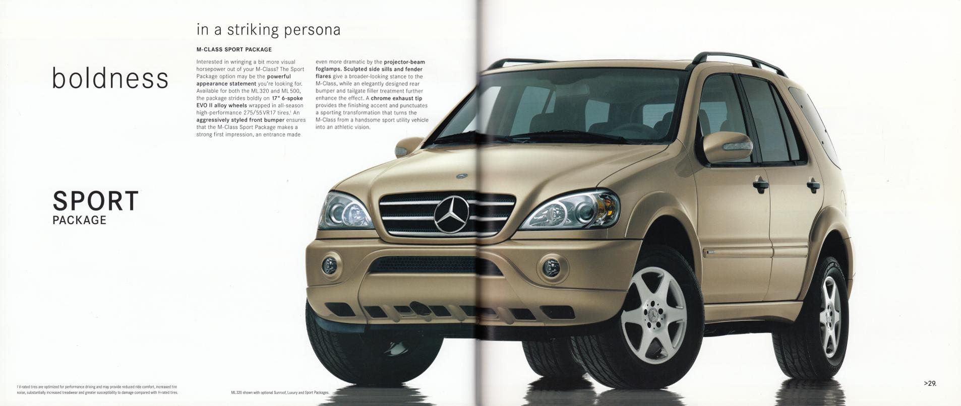 (W163): Catálogo USA 2003 - inglês 016