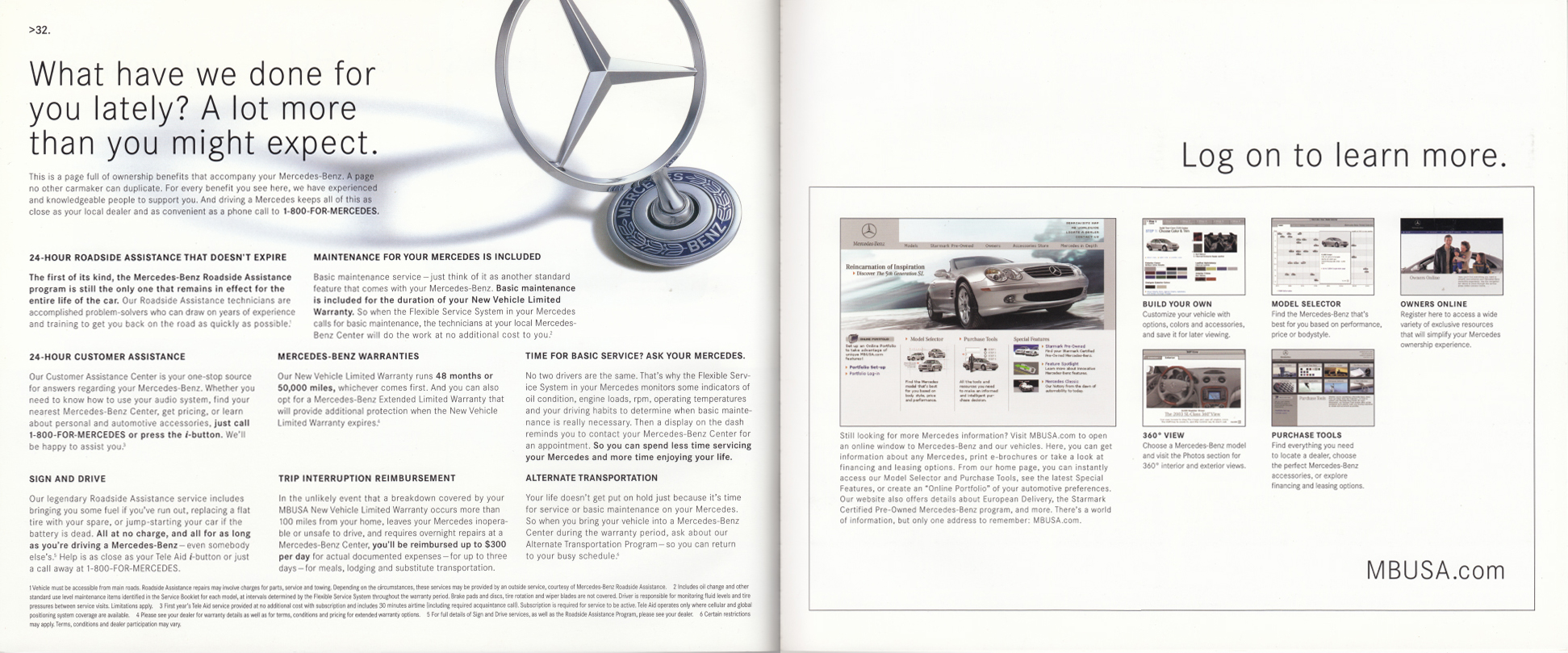 (W163): Catálogo USA 2003 - inglês 018