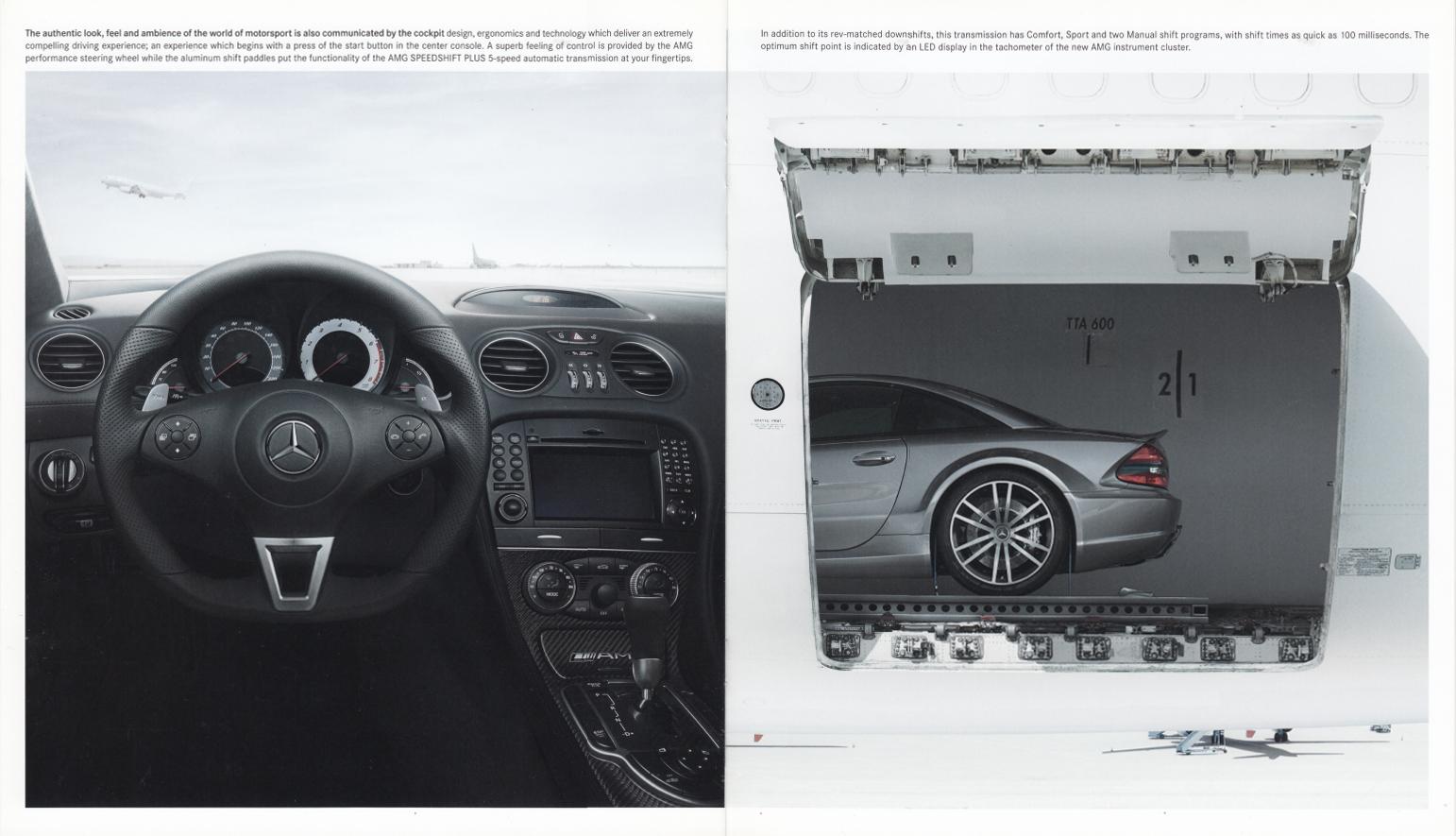 (R230): Catálogo SL65 AMG Black Series 2008 - inglês 008