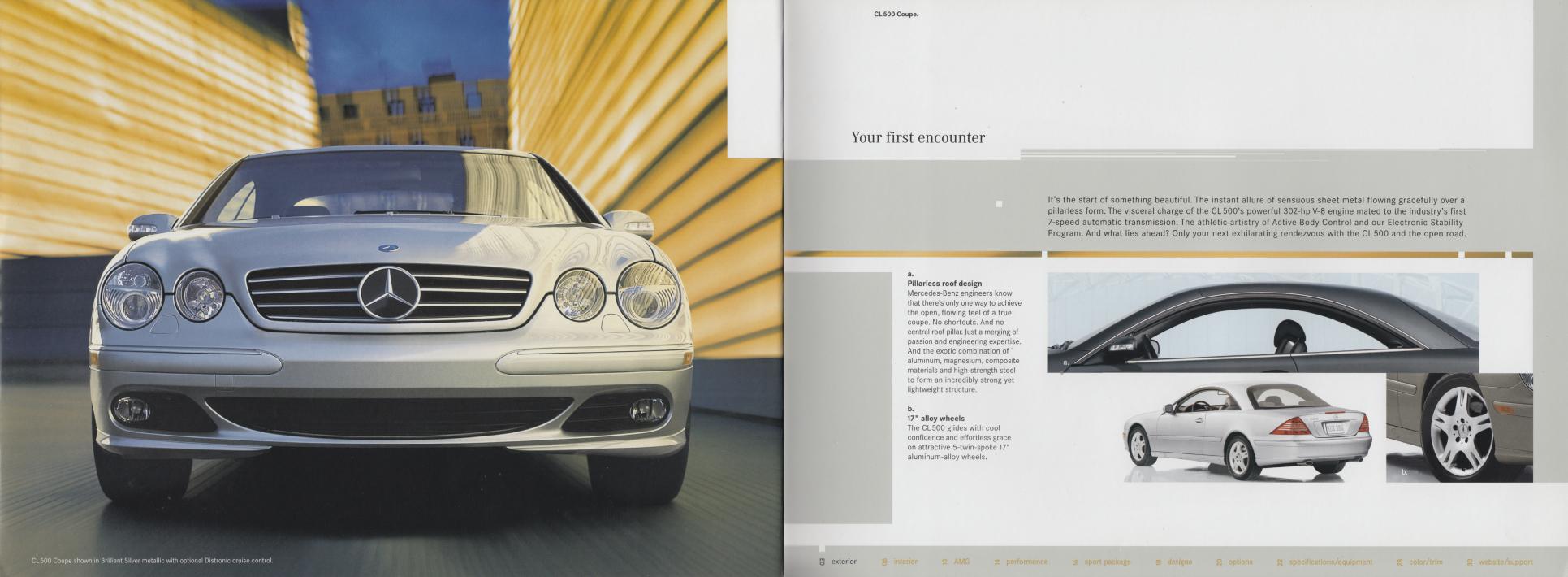 (C215): Catálogo 2005 USA - inglês 003